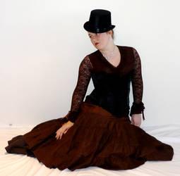 Steampunk Lady 1 by kirilee