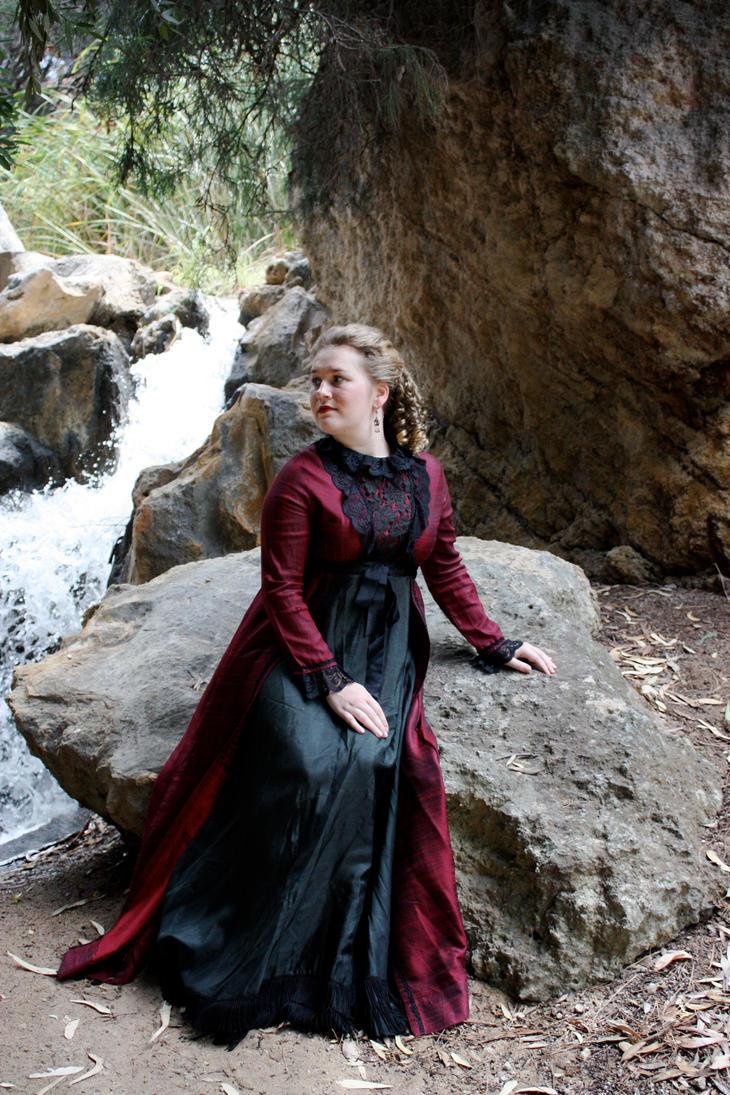Helen Magnus 2 by kirilee