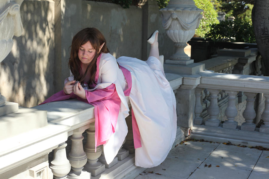 Pink Elven 2 by kirilee