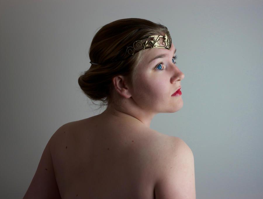 Princess Portrait 1 by kirilee