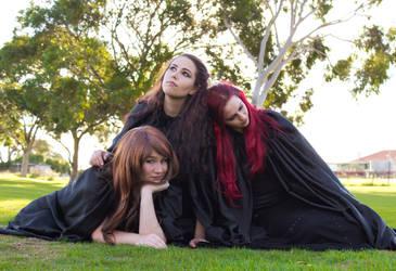 Kirilee, Nichelle and Jess ID by kirilee
