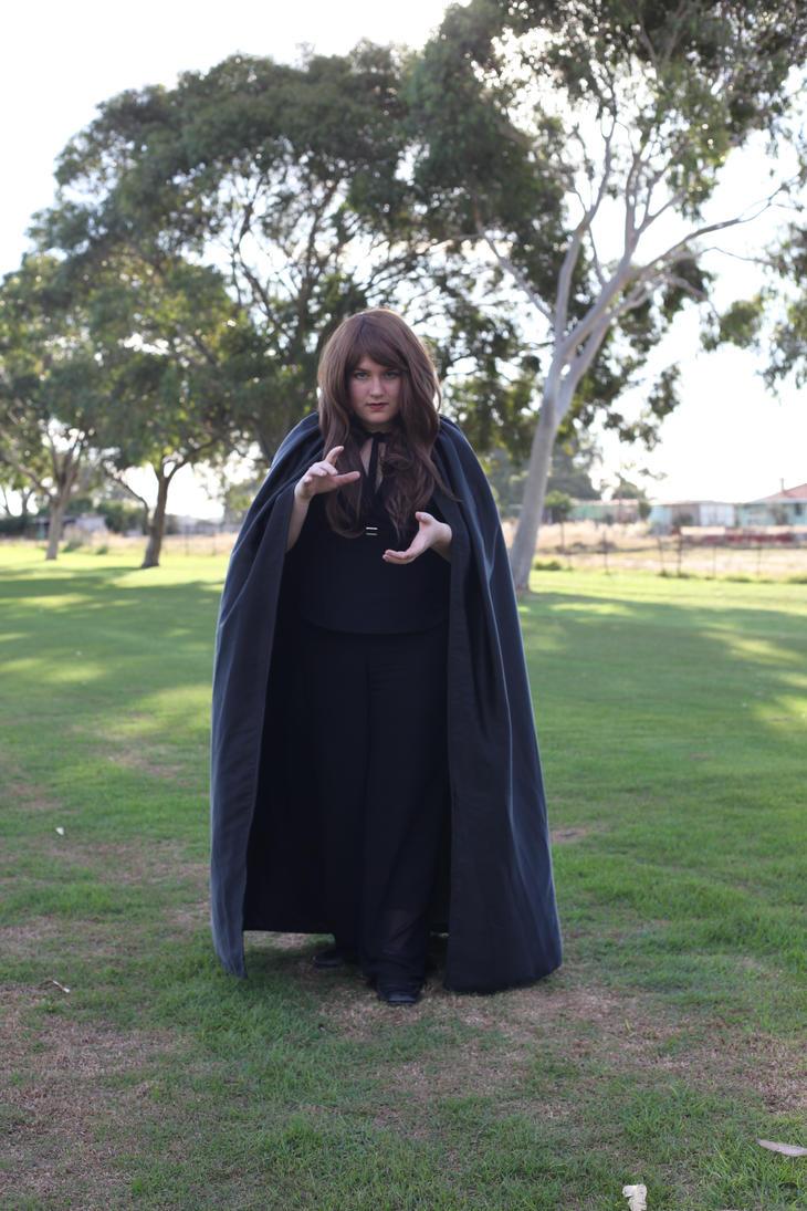 Black Cloak 2 by kirilee