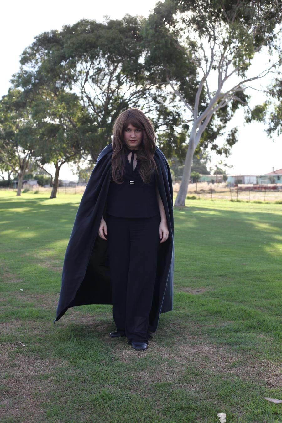 Black Cloak 3 by kirilee