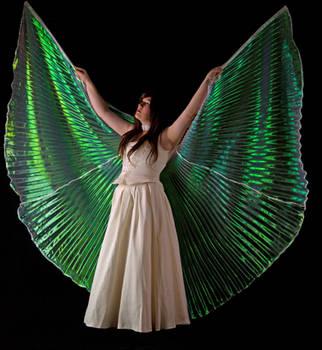 Isis Wings 5 by kirilee
