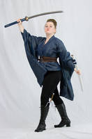 Sci-fi Geisha 28 by kirilee