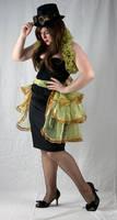 Steampunk Burlesque 1 by kirilee