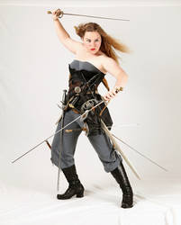 Weapons Wench 30