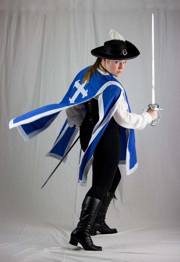 La Femme Musketeer 1 by kirilee
