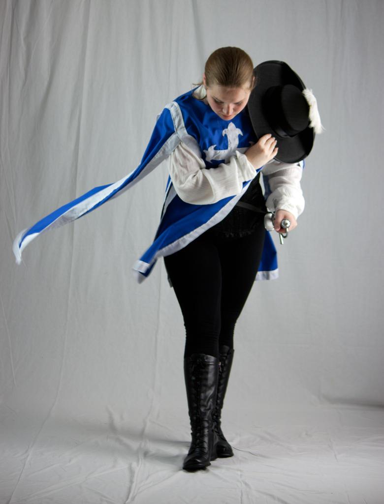 La Femme Musketeer 7 by kirilee