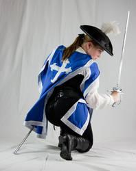 La Femme Musketeer 28 by kirilee