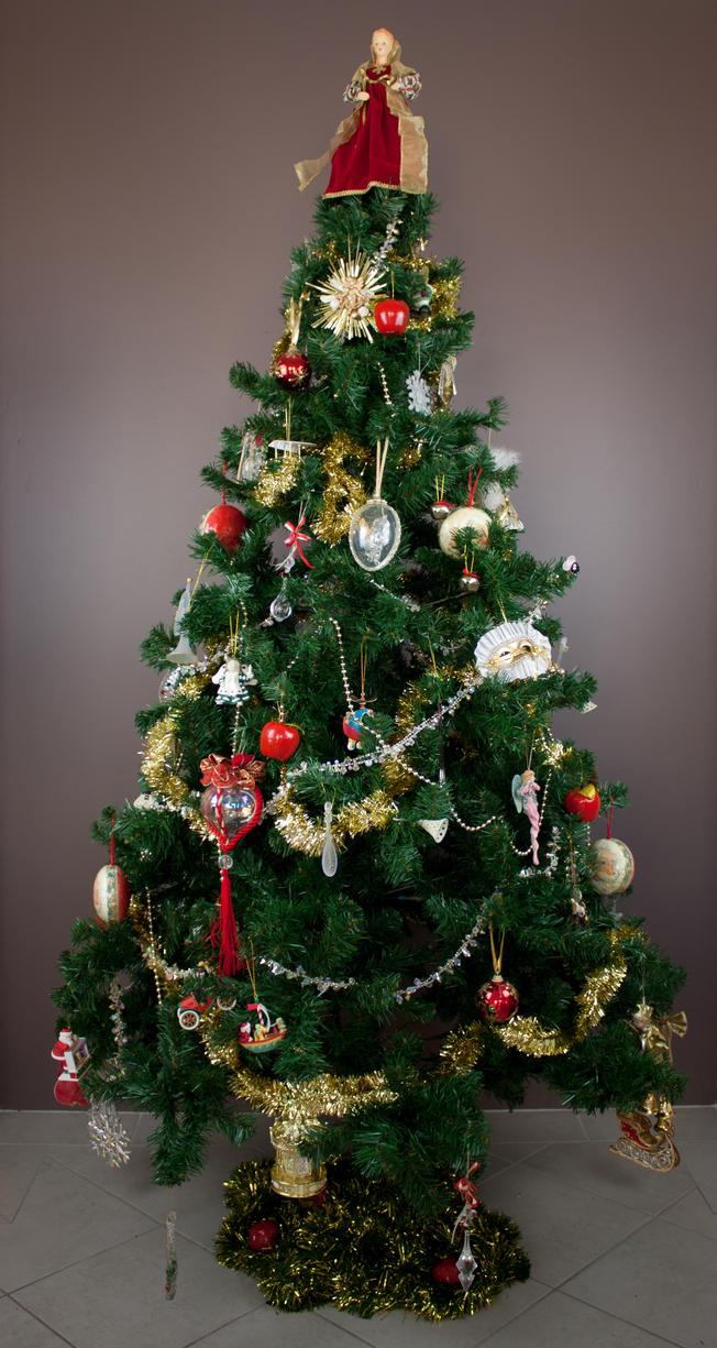 Christmas Tree By Kirilee On Deviantart