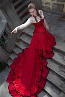 Red BONUS 54 by kirilee