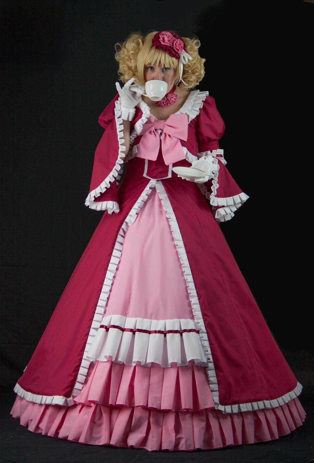 Lady Elizabeth Midford 15 by kirilee