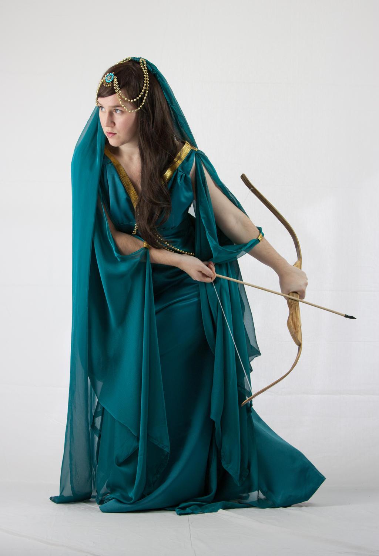 Greek Queen 1 by kirilee