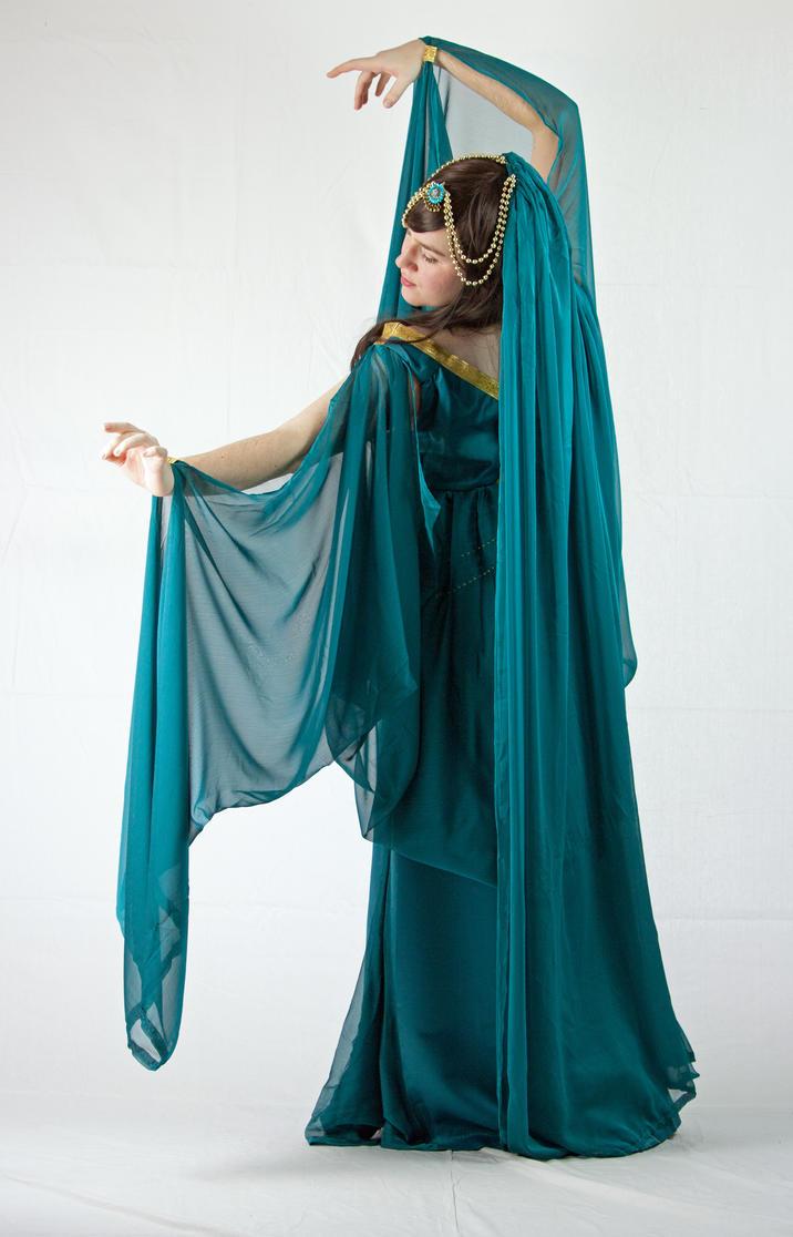 Greek Queen 6 by kirilee