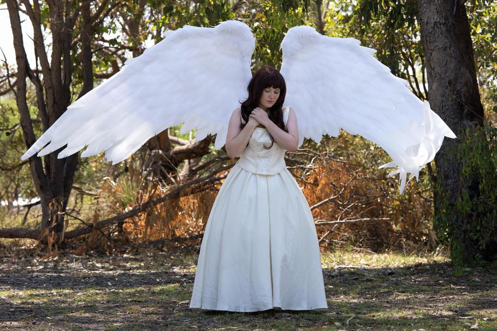 Angel 3 by kirilee