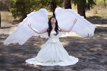 Angel 11 by kirilee
