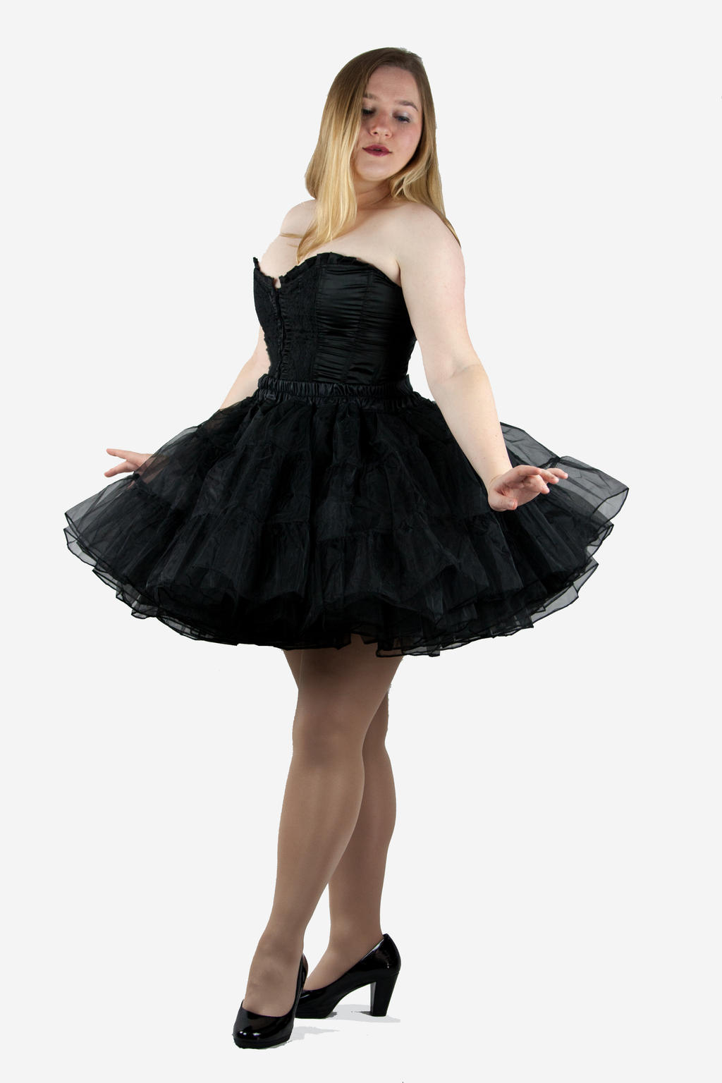 Black Petticoat 2