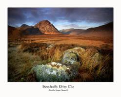 Buachaille Etive Mor  II by ArwensGrace