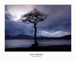 Loch Lomond by ArwensGrace