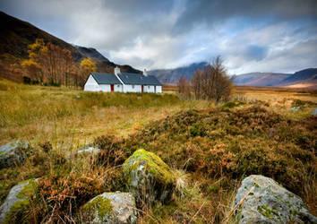 Autumn at Blackrock Cottage by ArwensGrace