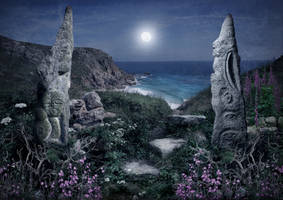 Ancient Cornwall by ArwensGrace