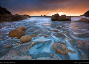 Cornwall : Porth Nanven