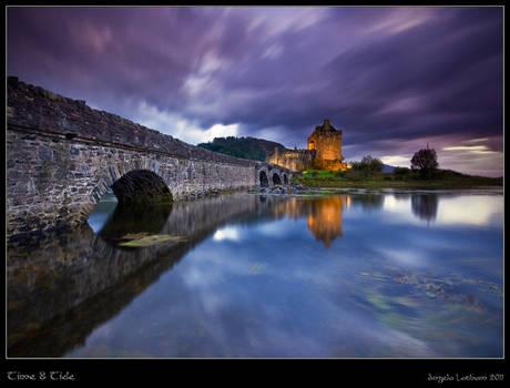 Eilean Donan Castle : Time and Tide