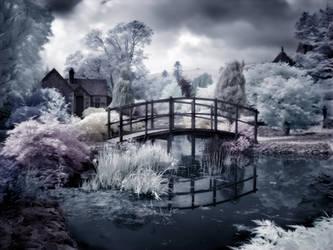 Monet's Garden by ArwensGrace