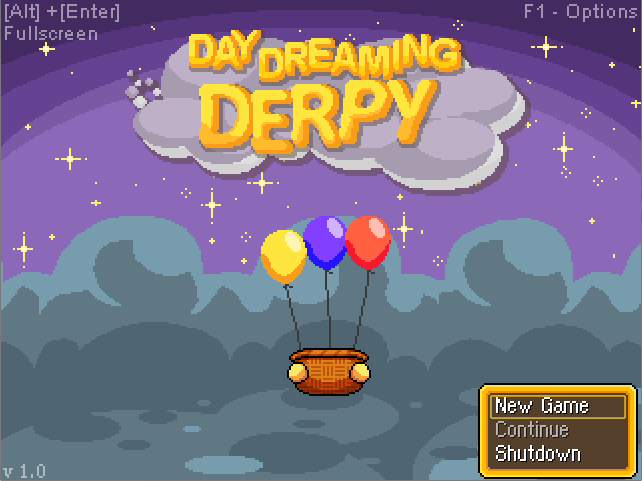 Day Dreaming Derpy v1 0 is COMPLETE!!! by sonicboy112 on