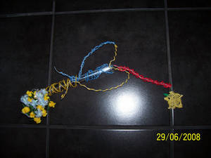 Wire Model: Kairi's KeyBlade2