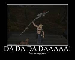 FFXIV: Wrong game
