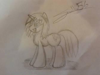 Pony craftero's OC