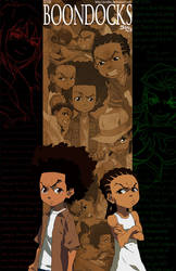 The Boondocks by joodlez