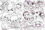 Boondocks sketches