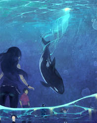 Orca by joodlez