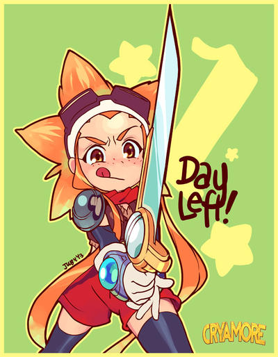 1 Day left! by joodlez