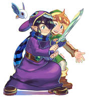 You can do it too! [ALBW spoilers] by joodlez