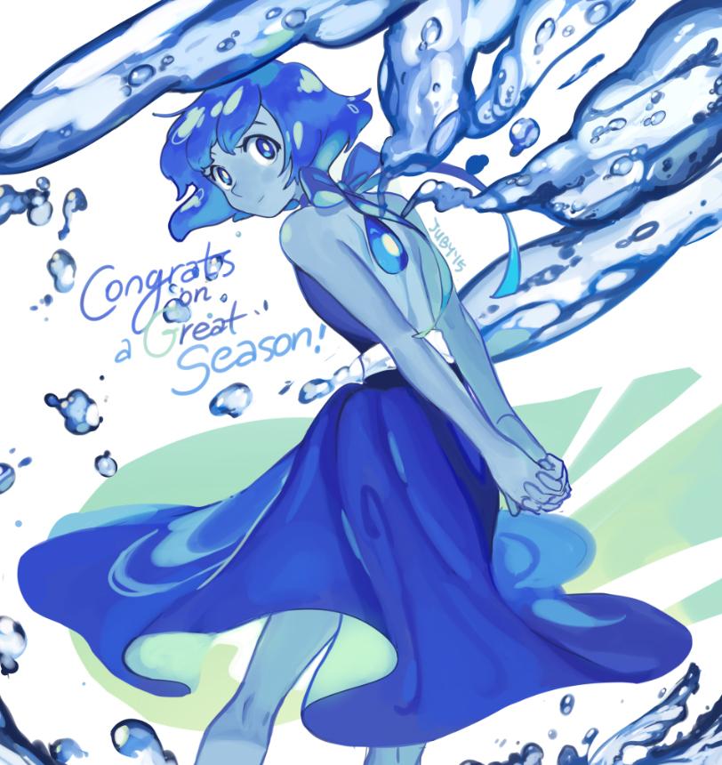 Lapis Lazuli by joodlez