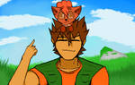 Brock And Vulpix!