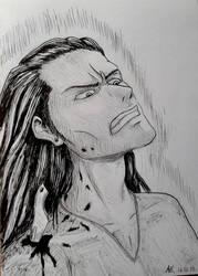 Pain (Until detah do us part) by ZazzyAK