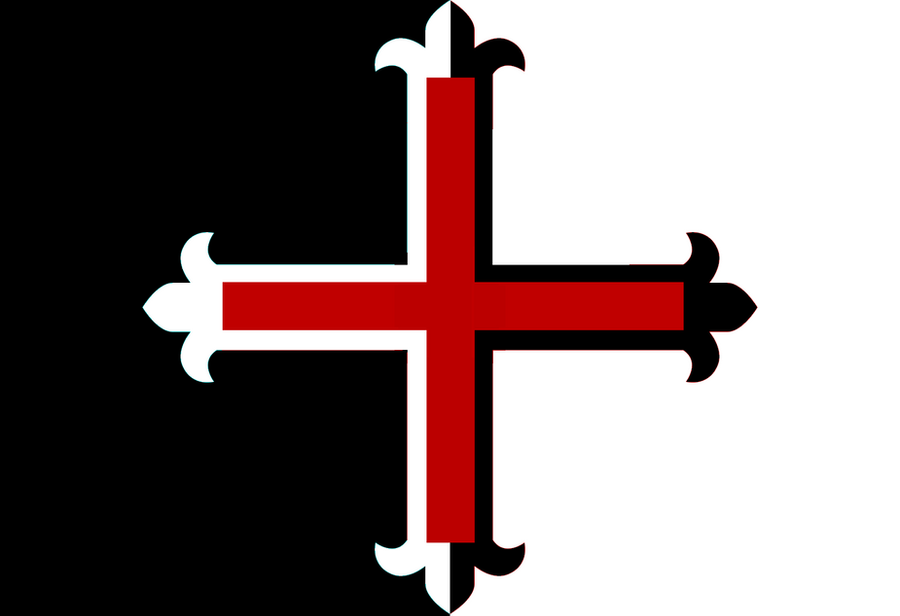 A Knights Templar Symbol By Rory The Lion On Deviantart