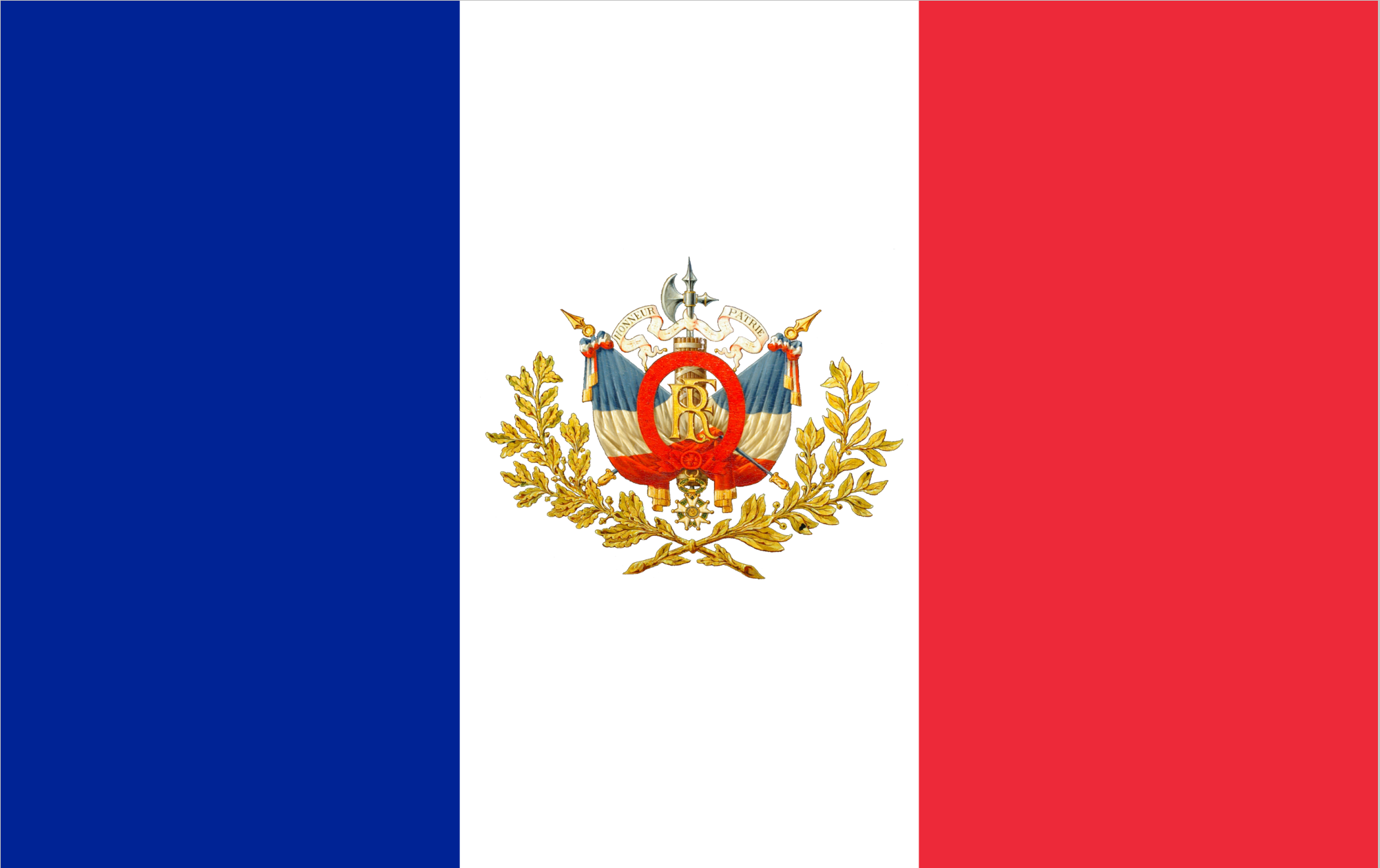 france state flagrory-the-lion on deviantart