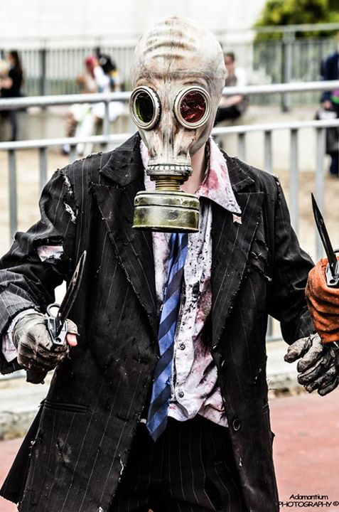 Mr. Foster Cosplay 2 by Tumawruh
