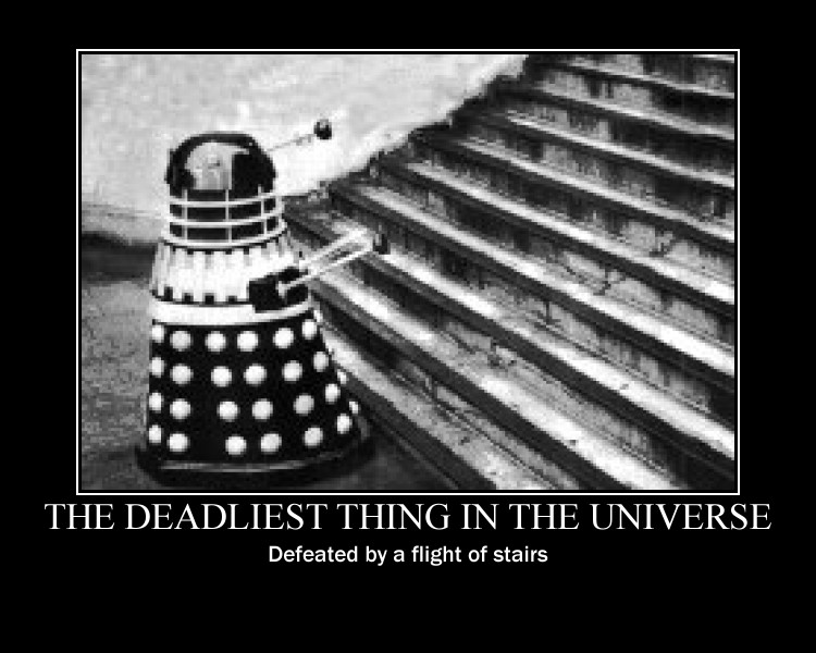 Dalek Motivational by animaniac43