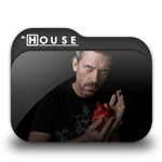 Dr. House Folder Icon