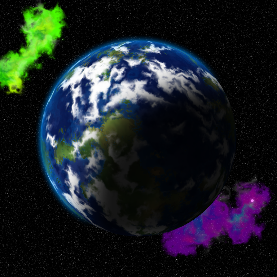 Planets: Earth like by Nohiki on deviantART