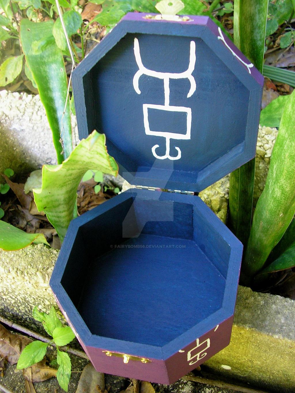 supernatural box inside by fairybomb56 on deviantart. Black Bedroom Furniture Sets. Home Design Ideas