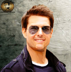 Tom Cruise by Usidd