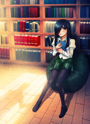 Hanako Ikezawa -encounter- by AFBA